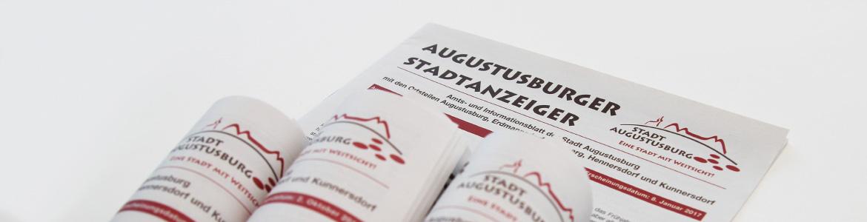 Augustusburger Stadtanzeiger - Mugler Druck und Verlag