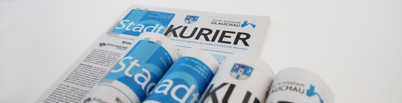 Stadtkurier Glauchau - Mugler Druck und Verlag