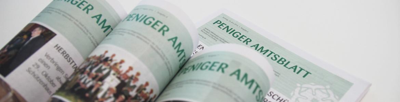 Peniger Amtsblatt - Mugler Druck und Verlag